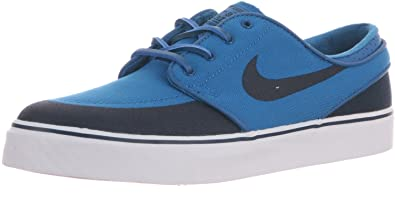 watch 30092 0a72d Image Unavailable. Image not available for. Colour  Nike Sb Zoom Stefan  Janoski Premium Se - Military Blue   Obsidian-White ...