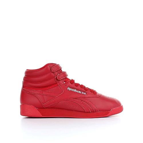 Reebok - Zapatillas de baloncesto de Piel para hombre rojo Size: 42.5: MainApps: Amazon.es: Zapatos y complementos