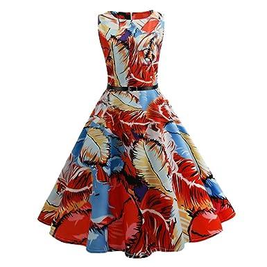 Overdose Women Dress Vintage 1950s Rockabilly Audrey Dress Retro Cocktail Prom Dress