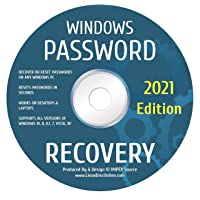 Windows Password Reset Recovery Disk Windows 10, 8.1, 7, Vista, XP Rated #1 Best Unlocker Remove Software CD DVD For All…