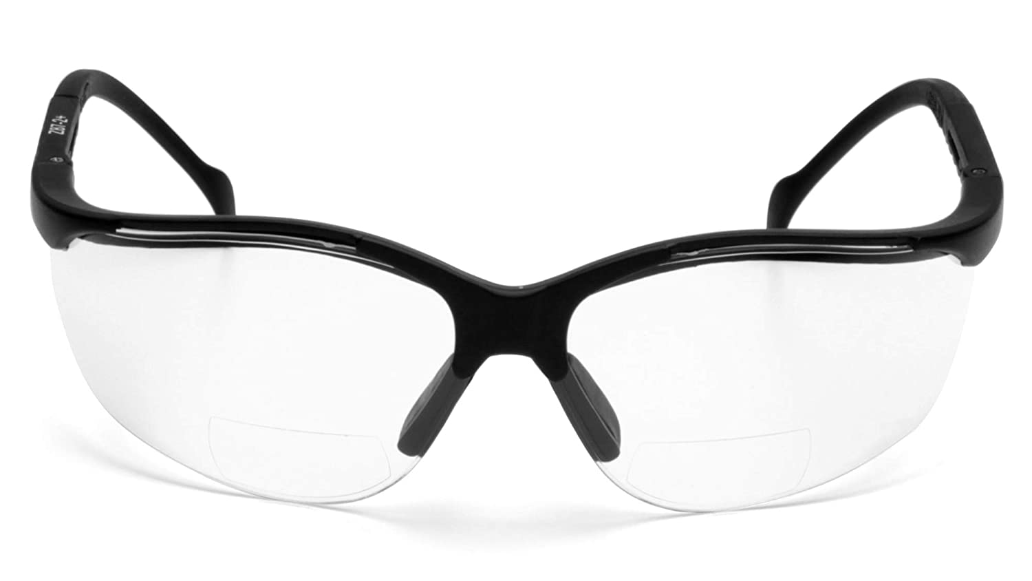 2.5 Diopter Clear Pyramex SB1810R25 Venture II Reader Safety Glass