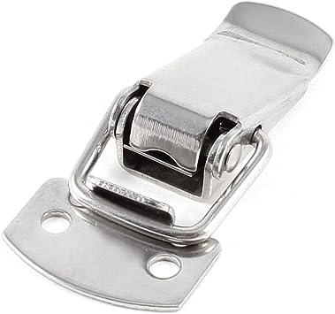 Caja de herramientas maletas Metal dibujar traba de cierre 11 cm largo: Amazon.es: Bricolaje y herramientas