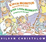 Five Little Monkeys Jumping on the Bed, Eileen Christelow, 0544089006