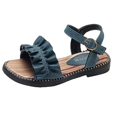 Cherry Mit Sohle Sommer Outdoor Sandaletten Happy Weicher Mädchen wPXZOTkiu