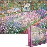 Eurographics The Artist's Garden by Claude Monet 1000-Piece Puzzle