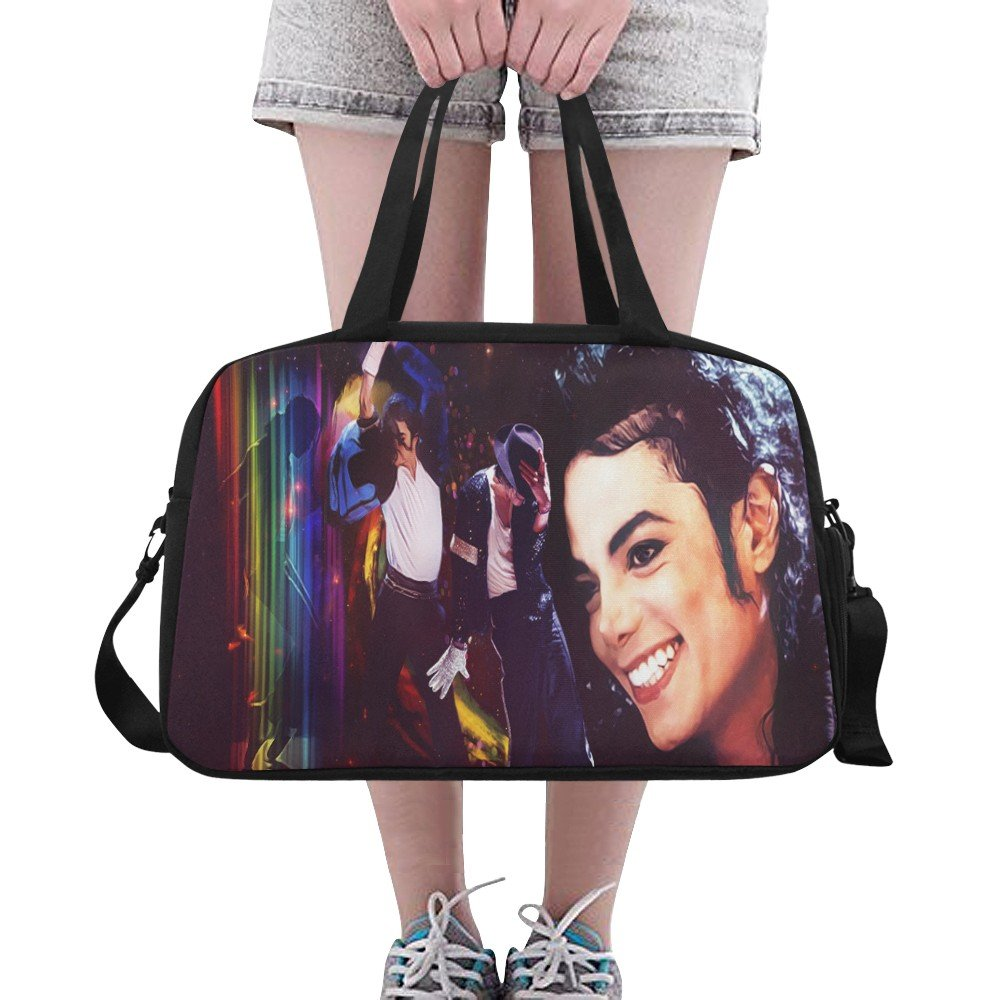 Michael Jackson Tote And Cross Body Travel Bag Quinn Cafe