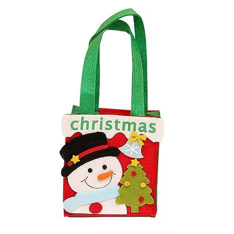 Gespout. 1pcs Artículos de Navidad no Tejido Pequeña Bolsa ...