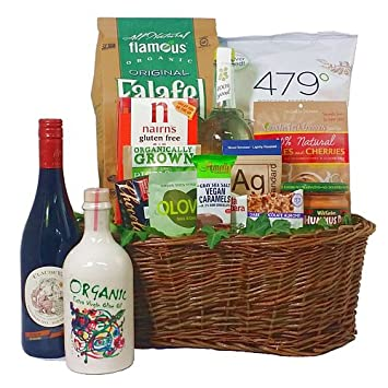Amazon healthy gourmet gift basket gourmet snacks and hors healthy gourmet gift basket negle Images
