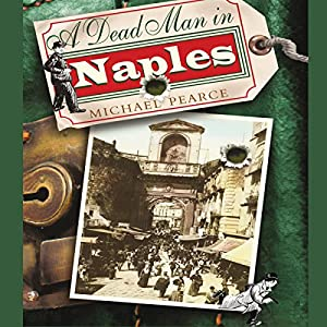 A Dead Man in Naples Audiobook