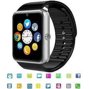 DAM DMQ238 - Smartwatch G08, Color Blanco: Amazon.es ...