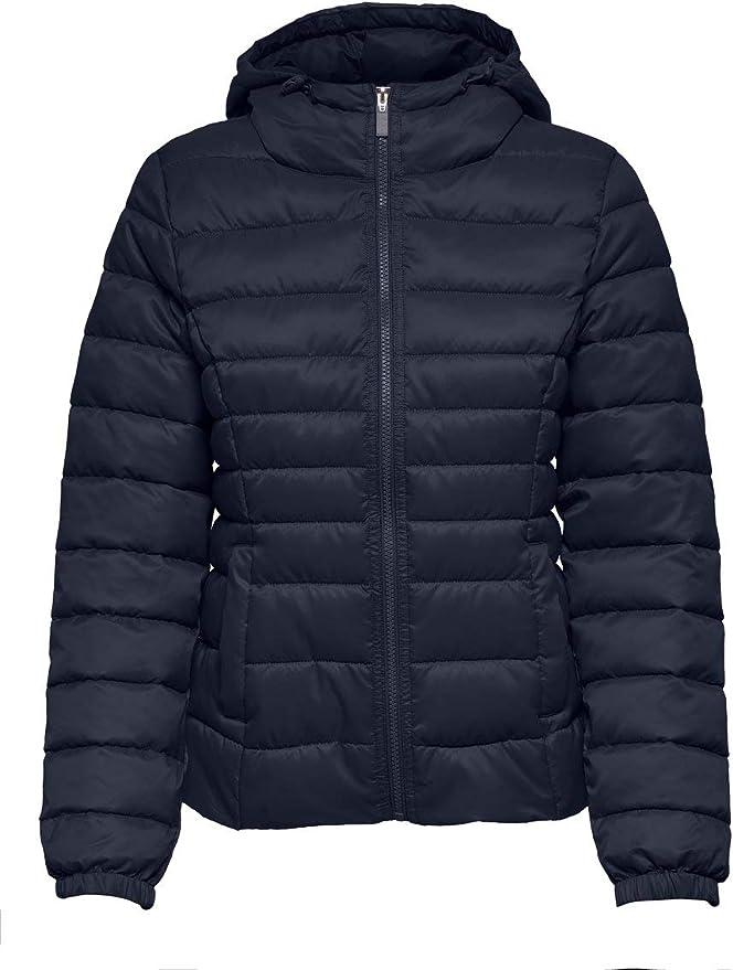 TALLA XS. Only Onlnewtahoe Contrast Hood Jacket CC Otw Chaqueta para Mujer