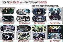 Anime PSVita 1000 skin Black Rock Shooter PSV1000 ...