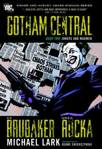 Gotham Central, Vol. 2: Jokers and Madmen pdf epub