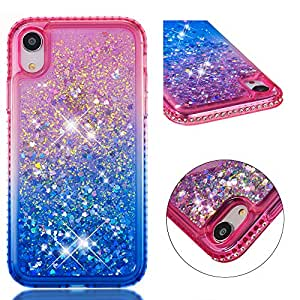 Amazon.com: EC-Touch iPhone XR Case, iPhone XR Glitter