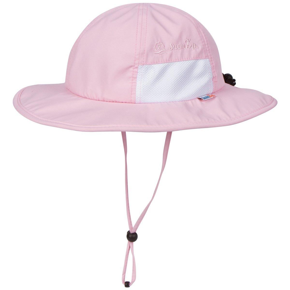 SwimZip Unisex Child Wide Brim Sun Protection Hat