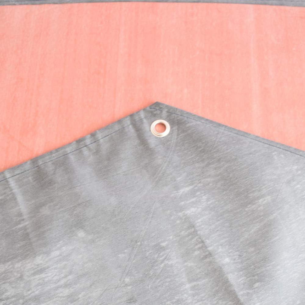 Delantal de goma resistente al agua a las manchas extralargo ajustable de seguridad delantal resistente para el trabajo de laboratorio perro de carnicero y est/ética Pescados de la limpieza,Blanco