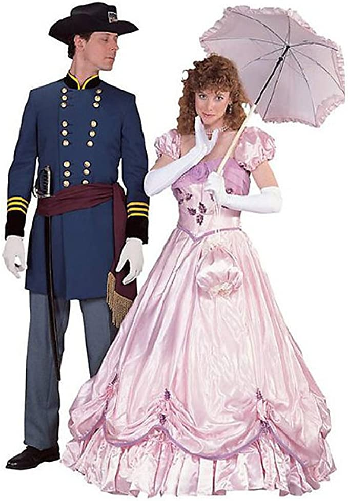 Victorian Men's Costumes: Mad Hatter, Rhet Butler, Willy Wonka Mens Deluxe Union General Regency Collection Costume $329.99 AT vintagedancer.com