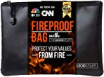 The Good Stuff Water and Fireproof Pouch (2000℉) - Protect Money,
