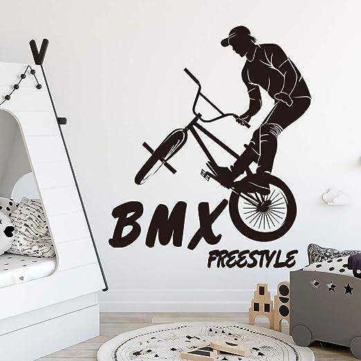 jiuyaomai Extreme Sport BMX Bicicleta Bicicleta Etiqueta de la ...