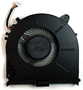 Power4Laptops Replacement Laptop Fan for Lenovo IdeaPad Y700-15ACZ, Lenovo IdeaPad Y700-15ISK