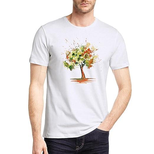 f7df90ed4f03 Amazon.com  Elogoog Men T Shirt