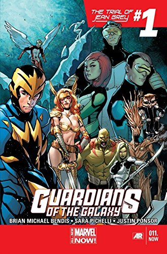 Guardians of the Galaxy (2013-2015) #11.NOW (Guardians Of The Galaxy 2015)