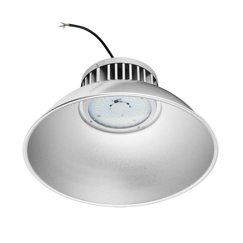 100W UFO LED High Bay Lighting, 10000LM,6000-6500K,IP65,Waterproof Dust Proof, Warehouse LED Lights- LED High Bay Lighting - High Bay LED Lights