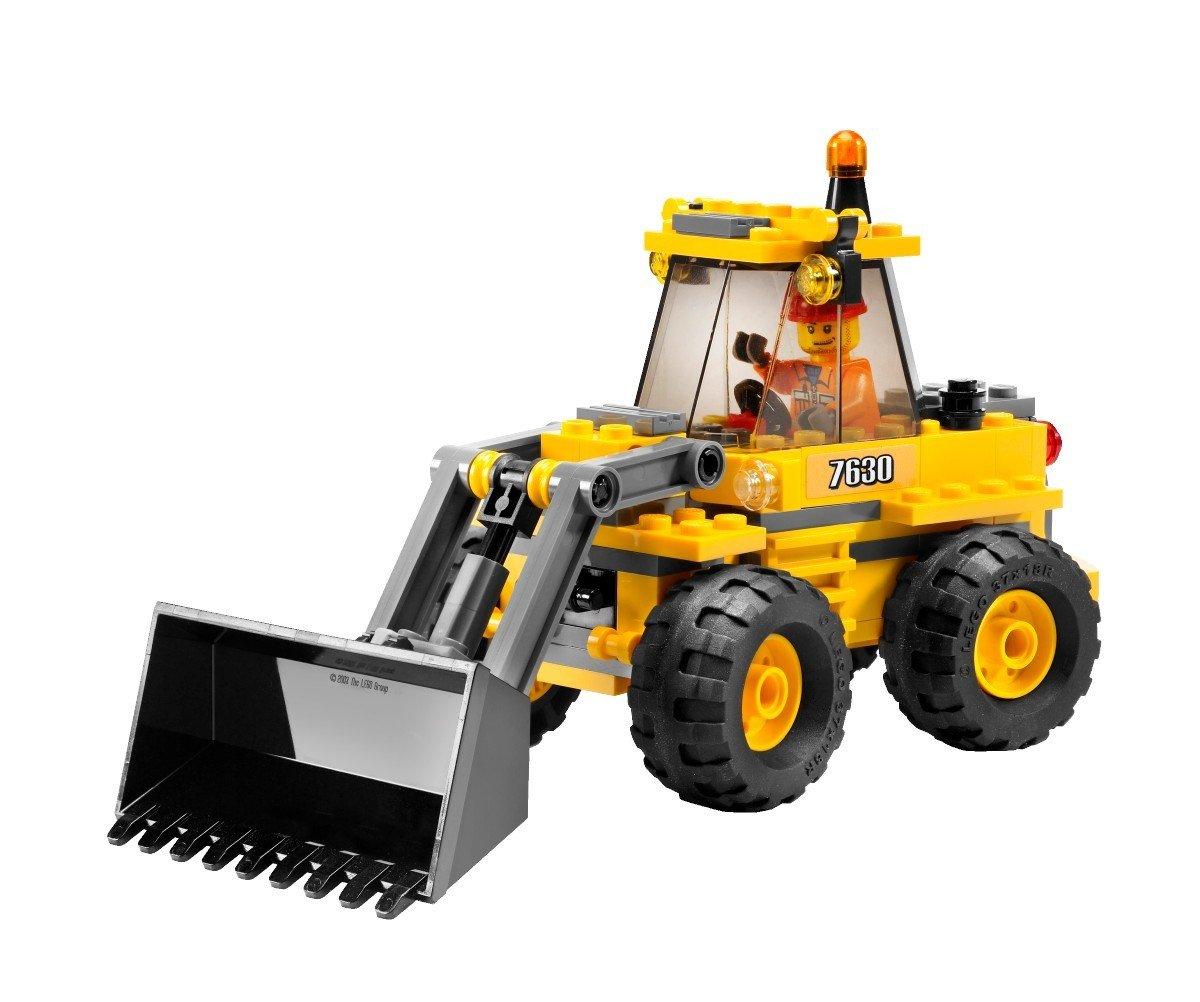 amazon com lego city front end loader toys u0026 games