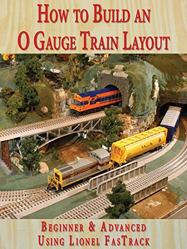 How to Build An O Gauge Train Layout Beginner & Advanced for sale  Delivered anywhere in USA