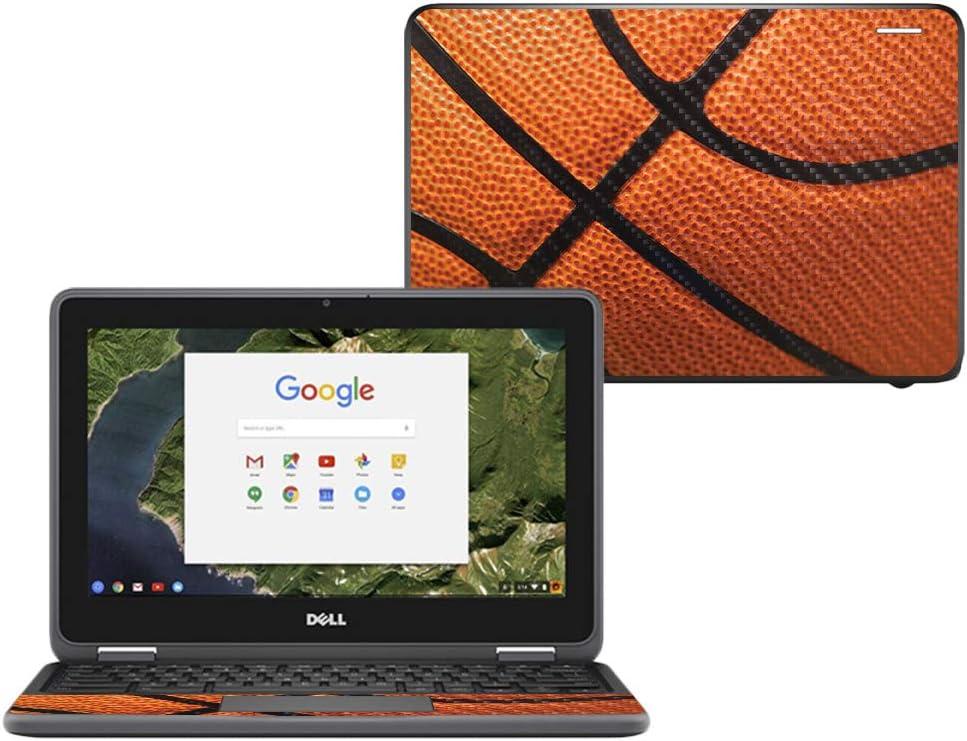 MightySkins Carbon Fiber Skin for Dell Chromebook 11