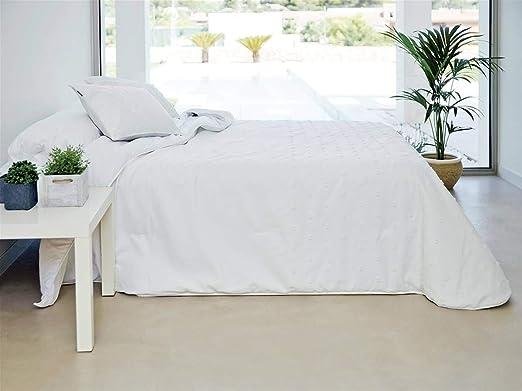 Algodon Blanco - Edredón Snow Relleno de 150 gr/m2 - Cama 150 Cm ...