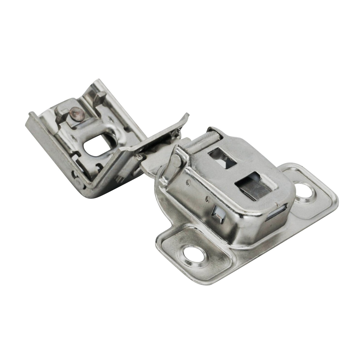 25 Pack Salice 106 Degree Silentia 1-3/8'' Overlay Screw On Soft Close Cabinet Hinge with 2 Cam Adjustment CUP3CD9 by Rok (Image #4)