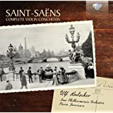 Saint-Saens: Complete Violin Concertos (2012) Audio CD