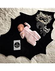 Himom Batman Baby Crawling Blanket Pad Baby Game Blanket Mat Cushion Photography Props for baby or kids.