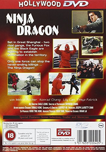 Ninja Dragon [Italia] [DVD]: Amazon.es: Richard Harrison (II ...
