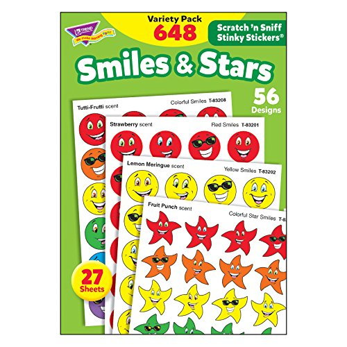 Trend Value Pack Stinky Stickers (TEPT83905)