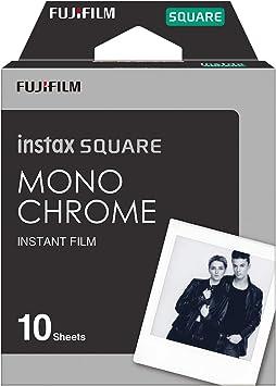 10 Exposures Fujifilm Instax Square Rainbow Film