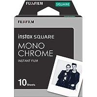 instax SQUARE Monochrome film, 10 shot pack