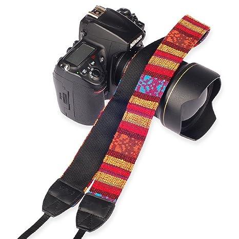 Eggsnow SLR/cámara réflex digital cuello correa para el hombro ...