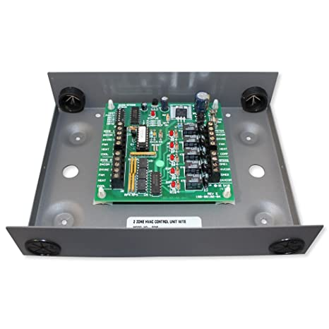 RCS 2 Zones HVAC Controller (for Standard Gas/Electric