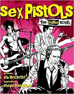 The sex pistols graphic