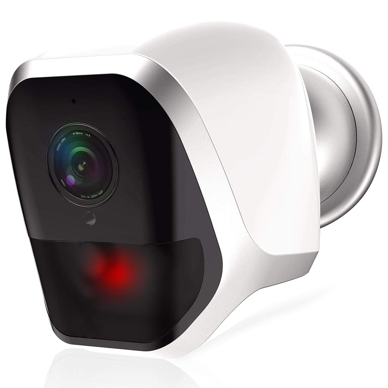 Set de cámara de vigilancia HD inalámbrica con aplicación de ...