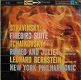 Stravinsky: Firebird Suite / Tchaikovsky: Romeo and Juliet - Overture-Fantasy
