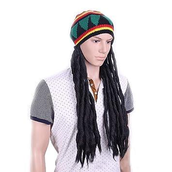 Amazon.com   Eoco Mens Wig 7725bb978ac