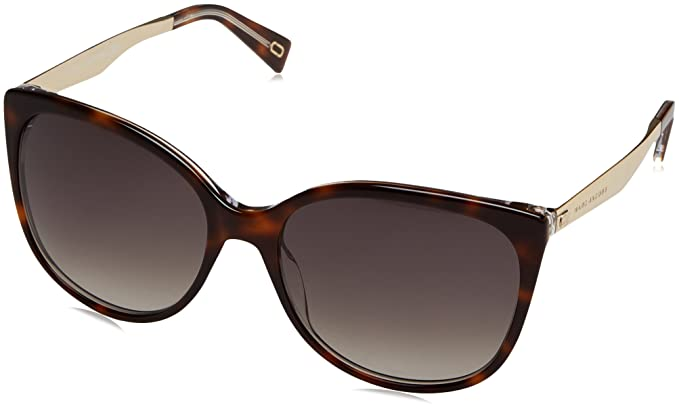 Marc Jacobs Marc 203/S HA 086 56 gafas de sol, Marrón (Dark ...