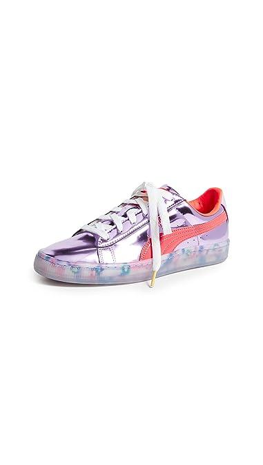 PUMA Women s x Sophia Webster Basket Candy Princess Sneakers 275a6d367