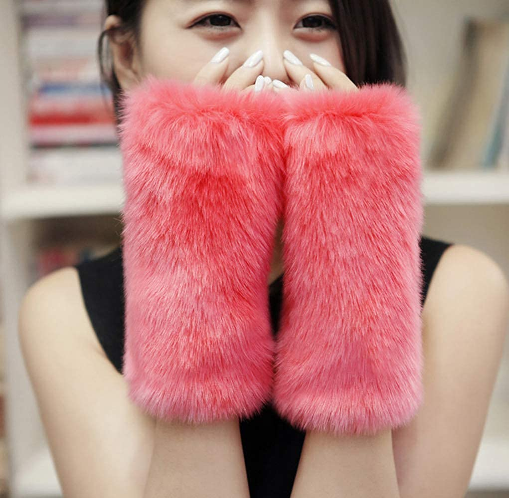XPERRY Women Winter Furry...