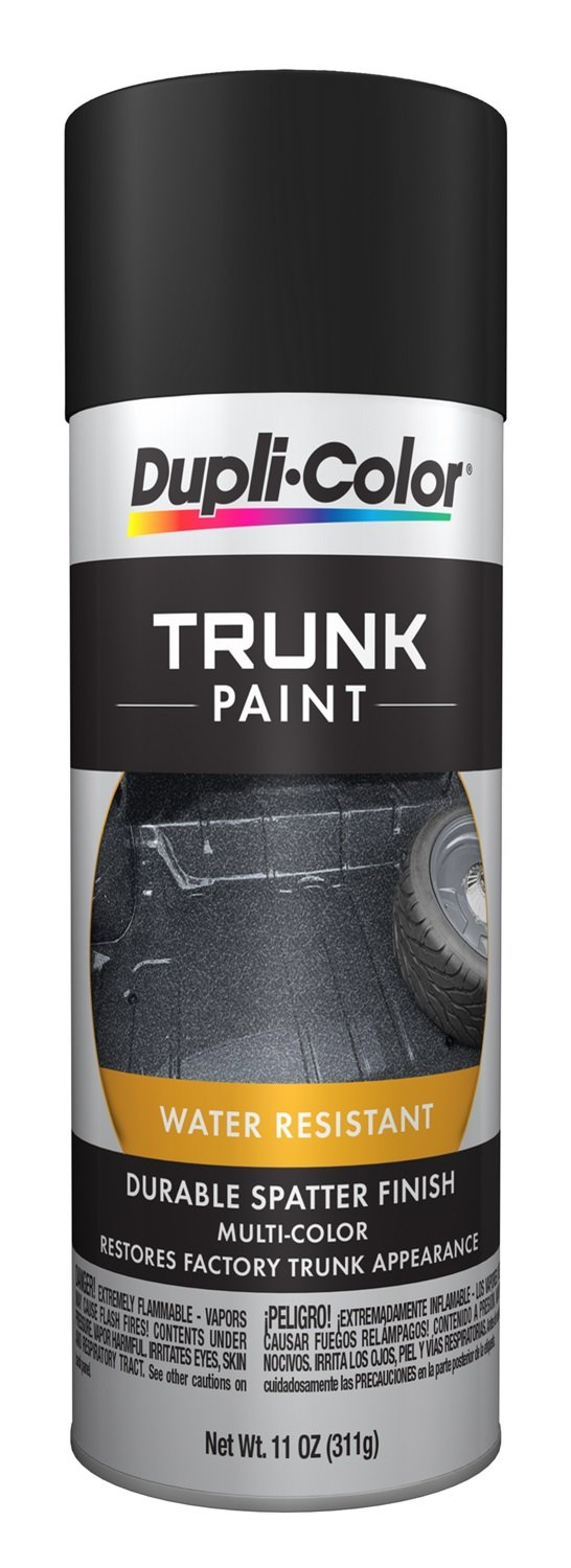 Amazon.com: Dupli-Color Paint Tsp102 Black Aqua Trunk: Automotive