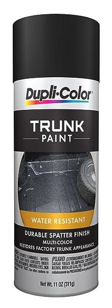 Amazon.com: Dupli-Color Paint Tsp102 Black Aqua Trunk: Automotive