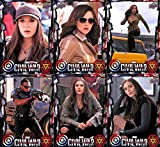 2016 Upper Deck CAPTAIN AMERICA Civil War Complete Base Set Cards 1-60
